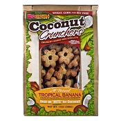 K9 Granola Factory Coconut Crunchers Tropical Banana Recipe Dog Treats