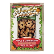 K9 Granola Factory Pumpkin Crunchers with Apples & Cranberries Dog Treats