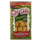 K9 Granola Factory Soft Bakes Peanut Butter Cup Dog Treats