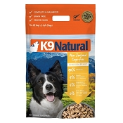 K9 Natural Chicken Feast Raw Freeze-Dried Dog Food, 4-lb Bag