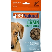 K9 Natural Lamb Healthy Bites Freeze-Dried Dog Treats, 1.76-oz Bag