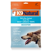 K9 Natural Beef Green Tripe Superfood Supplement for Dogs, 8.8-oz Bag
