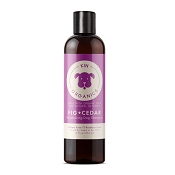 Kin + Kind Organics Fig + Cedar Dog Shampoo, 12-oz Bottle