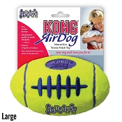 KONG AirDog Football Dog Toy, Large