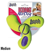 KONG AirDog Spinner Dog Toy, Medium