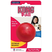 KONG Ball w/Hole Md/Lg