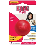 KONG Ball w/Hole Sm