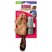 KONG Refillable Beaver Catnip Cat Toy