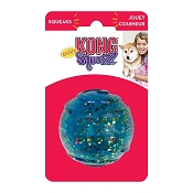 KONG Squeezz Confetti Ball Assorted Sm