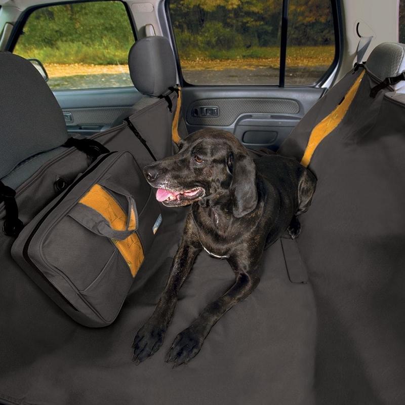 kurgo wander hammock car seat cover black. Black Bedroom Furniture Sets. Home Design Ideas