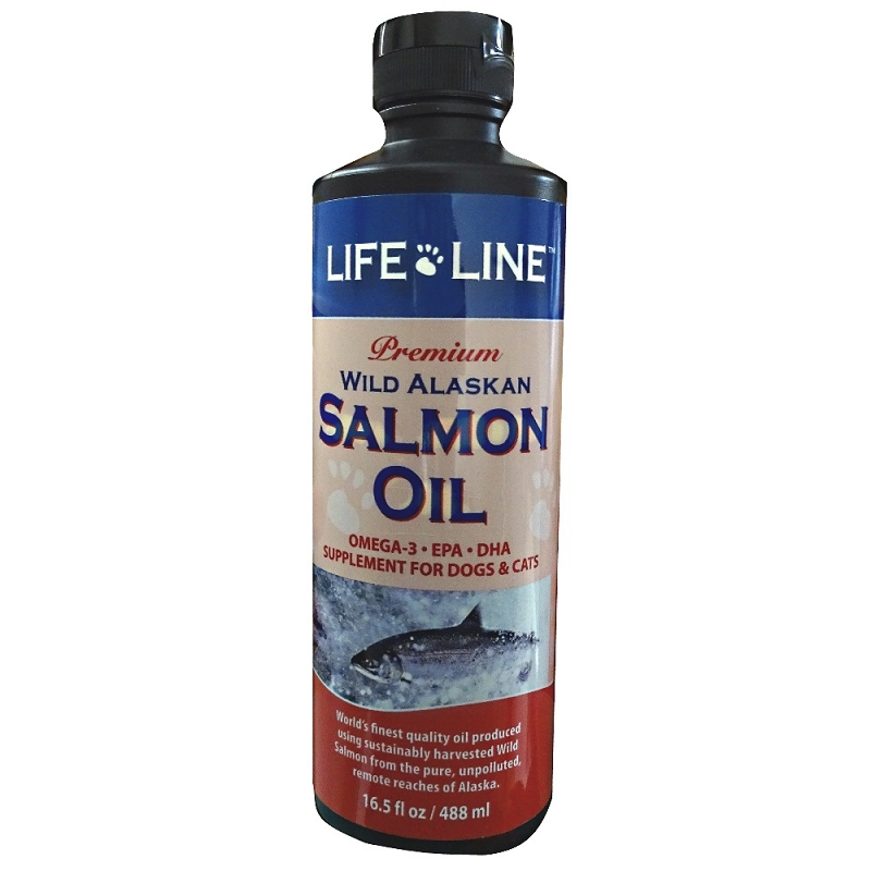 Wild Salmon Oil For Cats And Dogs
