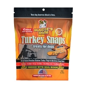 Macie's Own Turkey Snaps with Sweet Potato USA  Jerky Treats for Dogs, 8-oz Bag