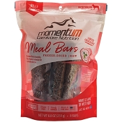 Momentum Beef Recipe Freeze-Dried Meal Bars Dog Food