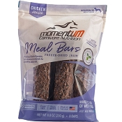 Momentum Chicken Recipe Freeze-Dried Meal Bars Dog Food