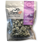 Momentum Chicken, Spinach & Sea Kelp Freeze-Dried Dog & Cat Treats, 4-oz Bag