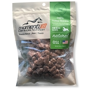 Momentum Turkey Nibblets Freeze-Dried Dog & Cat Treats, 4-oz Bag