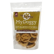 My Doggy Carrot Oatmeal Ginger Recipe Soft-Baked Cookies Dog Treats, 10-oz Bag
