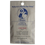 Nature's Herbs for Pets Joint Relief Dog Supplement, 90-Count