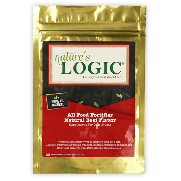 Nature S Logic All Food Fortifier