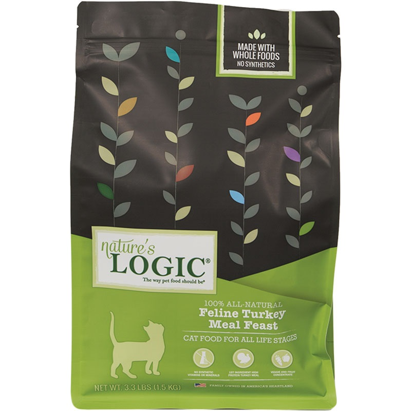 Nature S Logic Cat Food Turkey
