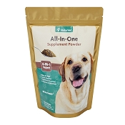 NaturVet All-in-One Dog & Cat Powder Supplement