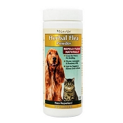 NaturVet Herbal Flea Powder For Cats and Dogs