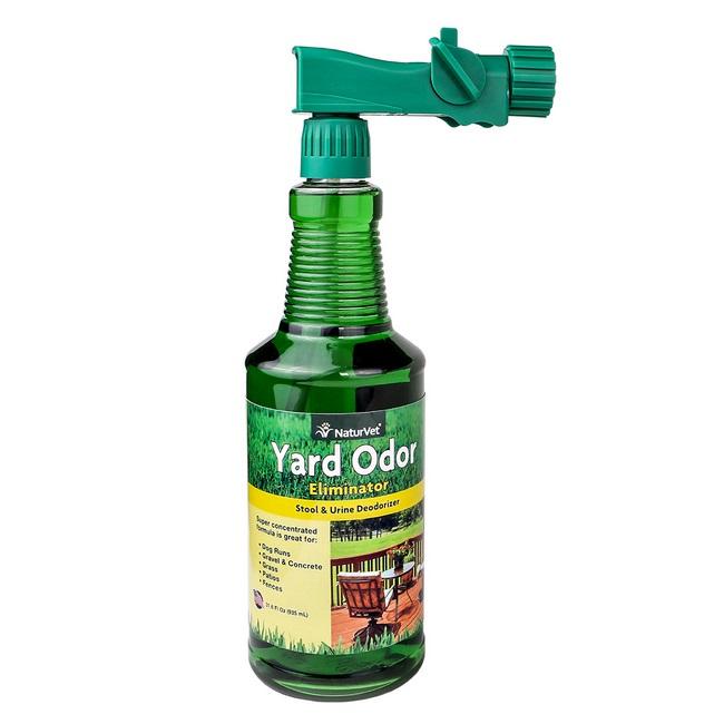 naturvet yard odor eliminator 32 ounces. Black Bedroom Furniture Sets. Home Design Ideas