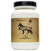 NuPro Gold All Natural Dog Supplement, 5 lb