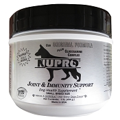Nupro Joint & Immunity Support Small Breed Dog Supplement