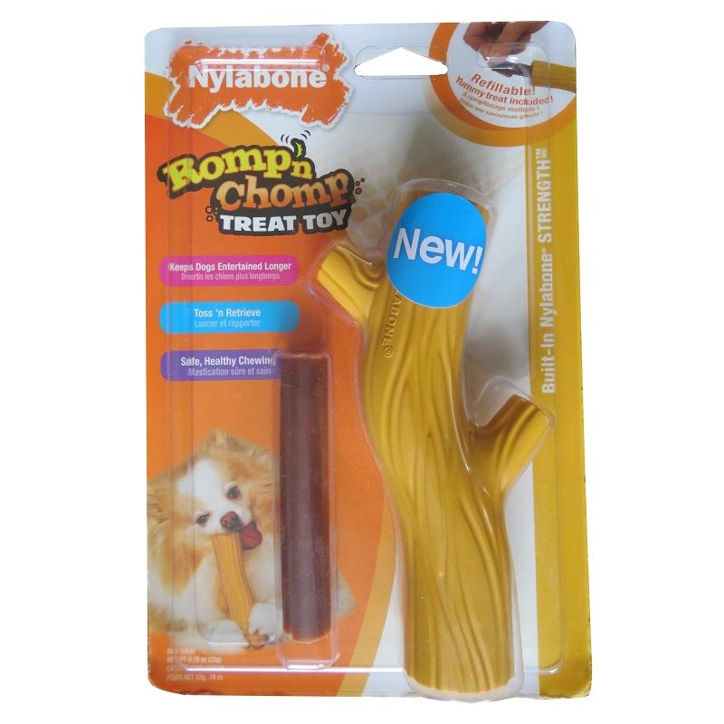Romp N Chomp Dog Treat Toy