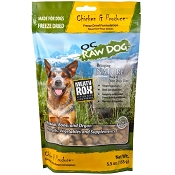 OC Raw Meaty Rox Chicken & Produce Freeze Dried Dog Food, 5.5-oz Bag