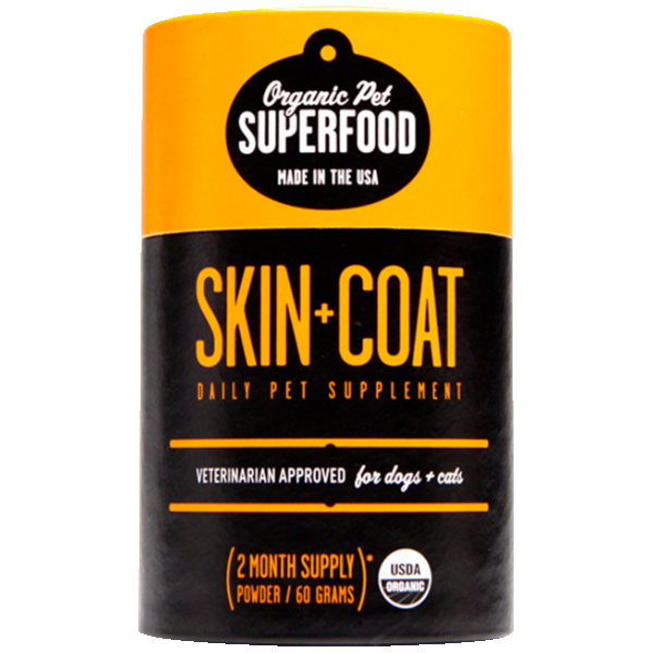 Natural Food For Dogs Coat