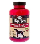 Overby Farms Hip Flex Joint Level 3 Advanced Care with Tart Cherries Dog Tablets