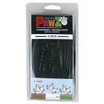 Pawz X-Large Black Waterproof Dog Boots