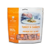 Pet Chef Turkey & Carrots Freeze-Dried Dog Treats
