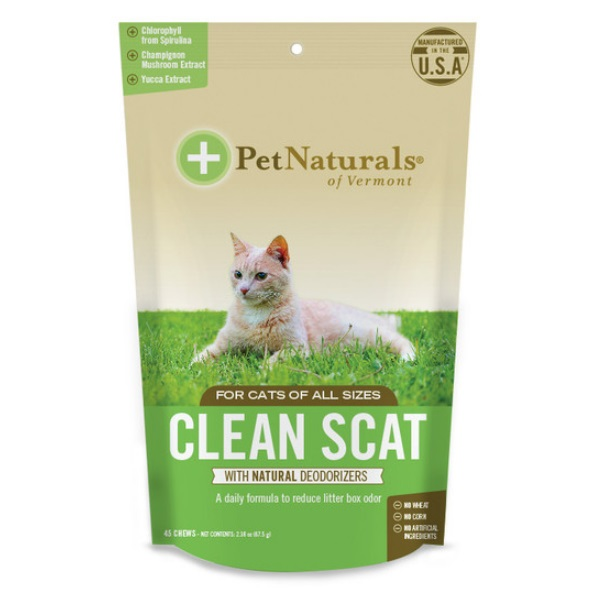 Pet Naturals Of Vermont Calming Cat Chews  Count
