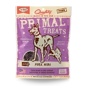 Primal Jerky Pork Nibs Dog & Cat Treats