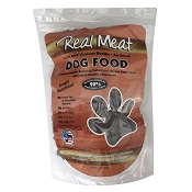 Real Meat Turkey & Venison Recipe Air-Dried Dog Food, 2-lb Bag