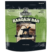 RedBarn Naturals Bargain Bag Dog Chews