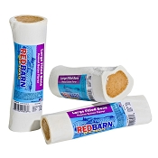 Redbarn Large Peanut Butter Filled Bones Dog Treats