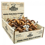 Redbarn Odor-Free Bully Spring Dog Treats, 25 count
