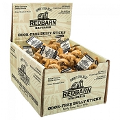 Redbarn Odor-Free Mini Bully Spring Dog Treats, 60 count