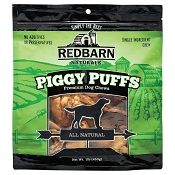 Redbarn Naturals Piggy Puffs Dog Treats, 1-lb Bag