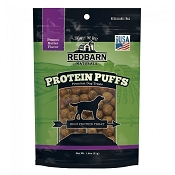 Redbarn Protein Puffs Peanut Butter Flavor Dog Treats, 1.8-oz pouch