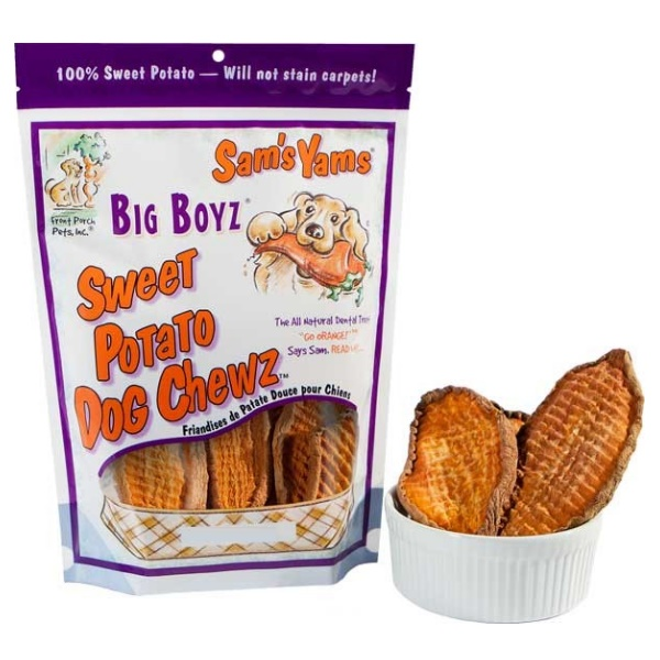 Sam S Yams Dog Treats