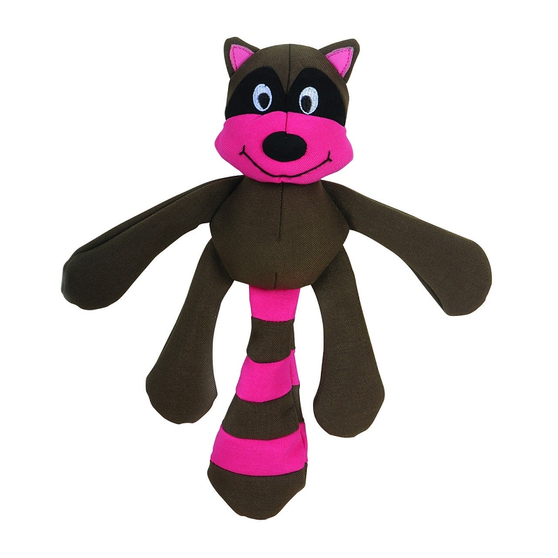 Smart Pet Love Tender Tuff Flappy Raccoon Dog Toy