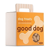 Sojos Good Dog Chicken Pot Pie Flavor Dog Treats