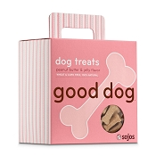 Sojos Good Dog Peanut Butter & Jelly Flavor Dog Treats