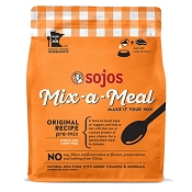 Sojos Mix-A-Meal Original Recipe Dog Food Pre-Mix, 10 lb