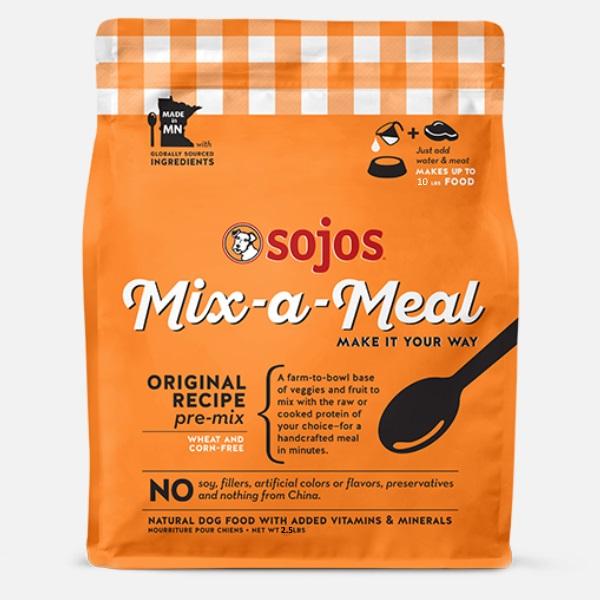 Original Recipe Dog Food Pre-Mix